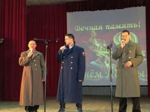 Праздничный концерт в ДК с.Камелик