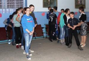 День Святого Валентина для молодежи с. Рахмановка