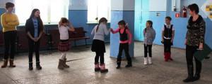 Дети Рахмановки учатся доброте