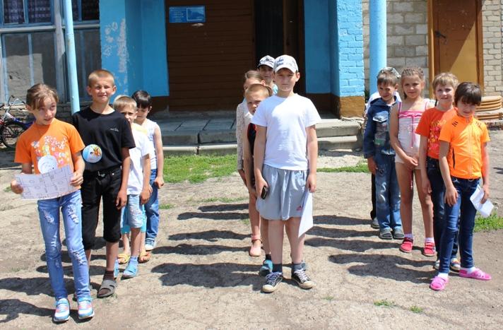 Военно-патриотическая игра для детей с.Рахмановка