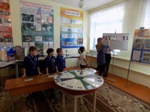 Пугачевские скауты приняли участие в интерактивной игре