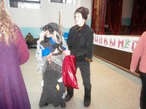 Волшебные фонарики зажглись в ДК п. Чапаевский