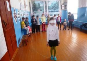 Конкурсная программа для детей в ДК п.Тургеневский