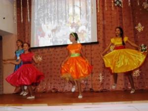 В ЦРТДЮ г.Пугачева на новогодний концерт пригласили гостей