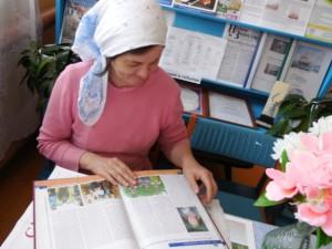 «Сельский час» проведен для читателей п.Чапаевский