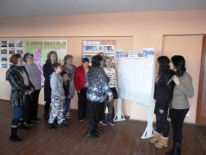 Жители с.Камелик познакомились с историей Саратовской области