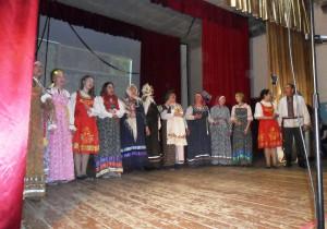 Творческие коллективы ДК с.Камелик щедро поделились талантом со зрителями