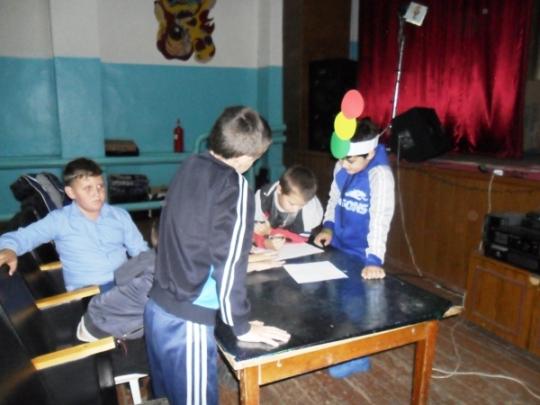 Школьники с. Камелик изучают «Дорожный алфавит»
