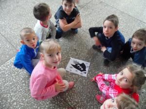 Дети с.Рахмановка приняли участие в игровой программе