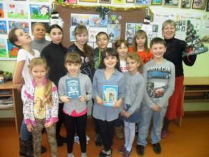 Пугачевские школьники познакомились с традициями празднования Рождества