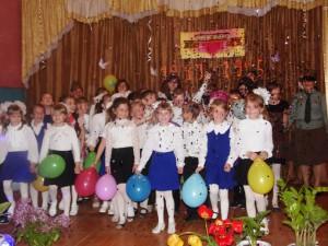 Концертная программа для жителей п.Тургеневский