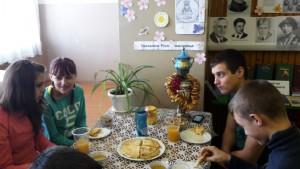 Юные читатели библиотеки с. Березово узнали о традициях празднования Масленицы