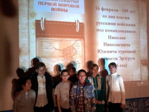В ДК с. Березово проведена неделя военно-патриотического воспитания