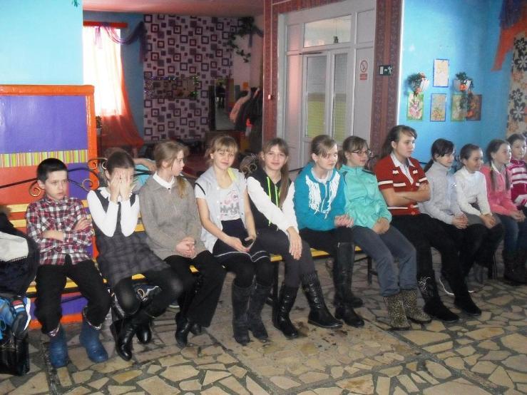 Дети с. Березово соревновались в актерском мастерстве