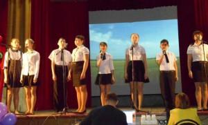 Школьники с.Камелик подготовили литературно-музыкальную программу